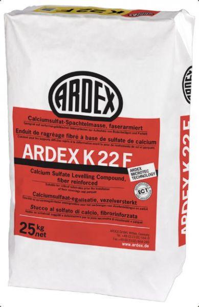 Ardex K22F Calciumsulfat-Spachtelmasse, faserarmiert