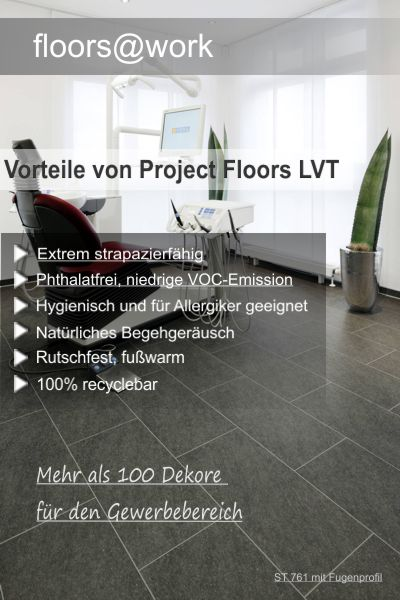 Project Floors floors@work