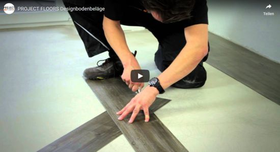 Project Floors Verlegevideo